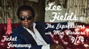 Enter to Win Tickets to Lee Fields and The Expressions With Mia Borders at Heights Theater!