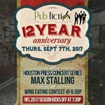 Houston Press Concert Series featuring Max Stalling