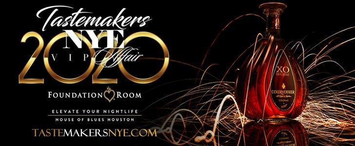 Tastemakers New Year's Eve 2020 Affair